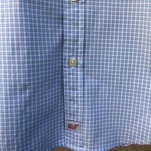 VTG Vineyard Vines Slim Fit Murray Shirt, Size XS